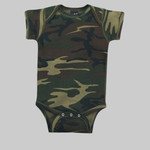 Infant Camo Bodysuit