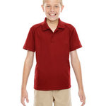 Eperformance™ Youth Shield Snag Protection Short-Sleeve Polo