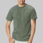 Garment Dyed Heavyweight Short Sleeve T-Shirt