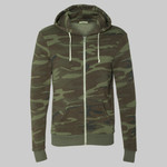 Eco-Fleece Rocky Hooded Full-Zip Sweatshirt