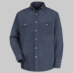 Deluxe Denim Shirt