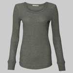 Women's Cozy Long Sleeve Eco Thermal