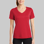 Ladies V Neck PosiCharge™ Competitor™ Tee
