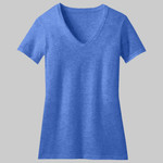™ Ladies Perfect Blend ® V Neck Tee