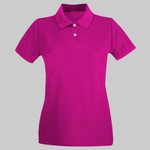 ™ Ladies Stretch Pique Polo