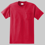 Tall Essential T Shirt with Pocket