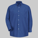 Executive Oxford Long Sleeve Dress Shirt