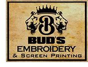 Bud's Embroidery